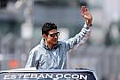 Esteban Ocon unterschreibt für 2017 bei Force India