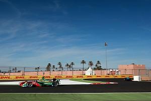 フォーミュラE フリー走行レポート 【フォーミュラE】マラケシュePrix FP1:ディ・グラッシが首位発進