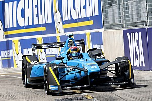 フォーミュラE フリー走行レポート 【フォーミュラE】マラケシュePrix FP2:開幕戦勝者のブエミが最速。ローゼンクビスト2番手