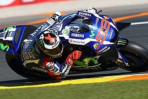 MotoGP 予選レポート 【MotoGPバレンシア】予選:ロレンソが圧巻のポールポジション。マルケスとのアタック合戦を制す