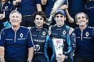 Formule E Renault e.dams comblé par