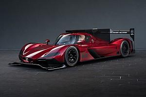 IMSA Nieuws Mazda onthult nieuw prototype