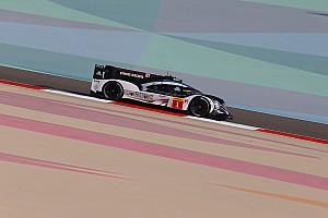WEC Verslag vrije training WEC Bahrein: Porsche ook bovenaan in laatste oefensessie