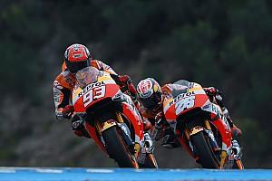 MotoGP Ultime notizie Marquez e Pedrosa non saranno ai test di Jerez della settimana prossima