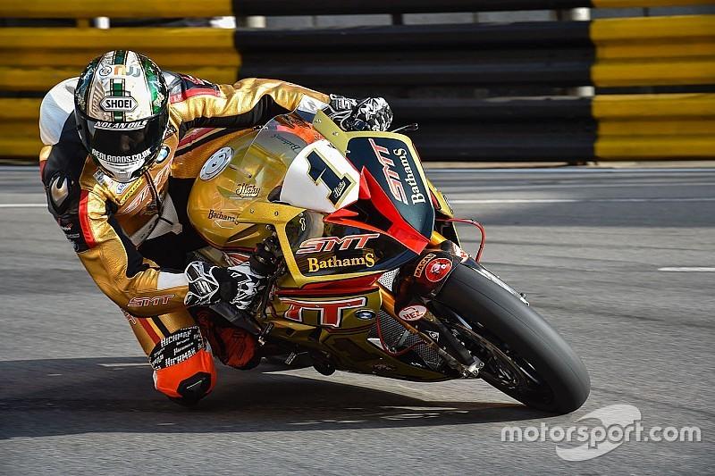 Motorrad in Macau: Peter Hickman ringt Michael Rutter nieder