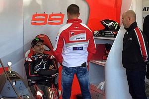 MotoGP Ultime notizie Lorenzo vuole Stoner come analista tecnico: