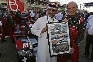 WEC 速報ニュース 【WEC】バーレーン国際サーキットCEOに訊く、バーレーンのモータースポーツ事情