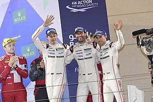 WEC News Porsche nach Hersteller- und Fahrertitel in der WEC: