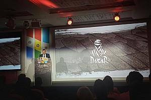 """Dakar Noticias de última hora El Dakar 2017 será """"el más duro"""" en Sudamérica"""