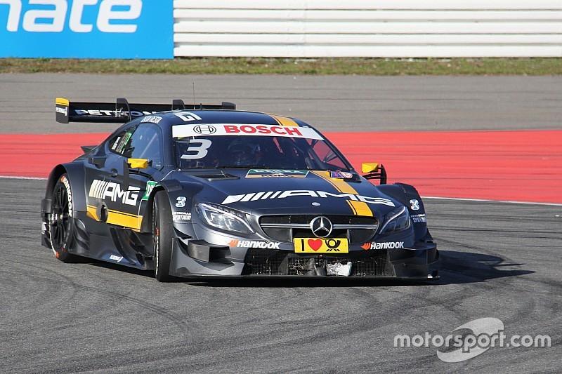 DTM青年车手测试:梅赛德斯携恩格尔和君特尔参加