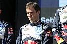 WRC Ogier heeft eerste test met Toyota achter de rug