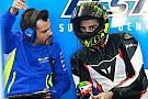 MotoGP Suzuki сняла Янноне с тестов в Хересе