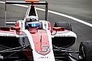 GP3 Элбон показал лучшее время тренировки GP3 в Абу-Даби