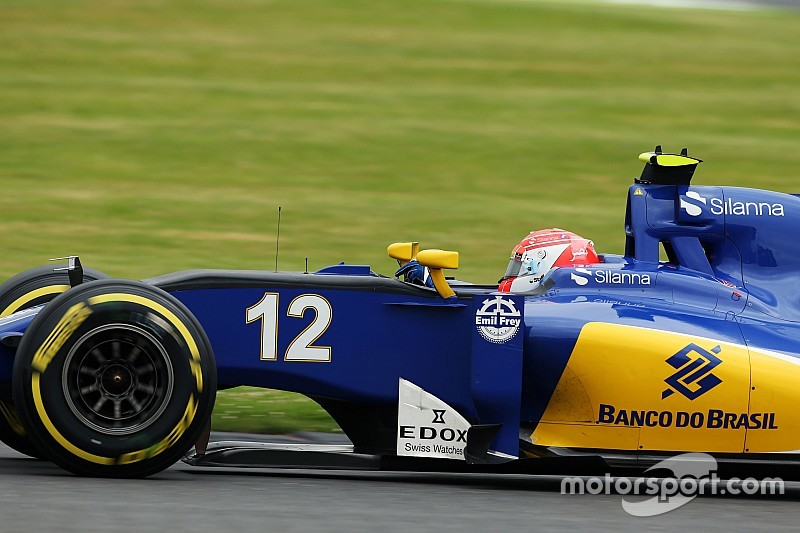 【F1】ブラジル銀行、ザウバーとの契約終了。ナッセのチーム残留にダメージか