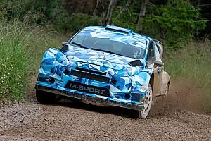 WRC Noticias de última hora Ogier rueda con M-Sport en Gales