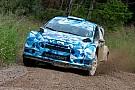 WRC Ogier rueda con M-Sport en Gales