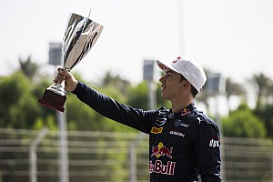 GP2 Raceverslag GP2 Abu Dhabi: Red Bull-talent Gasly wint GP2-kampioenschap