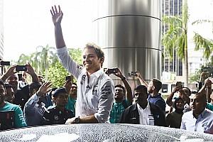 Formula 1 Ultime notizie Clamoroso: Nico Rosberg annuncia il suo ritiro dalla Formula 1!
