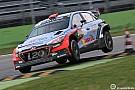 Other rally Dani Sordo lidera el Monza Rally Show con Valentino Rossi a un segundo