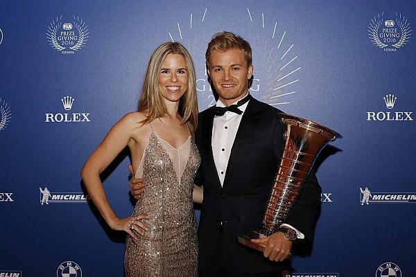 Formule 1 Actualités Rosberg - Je ne serais pas parti si je n'avais pas été champion