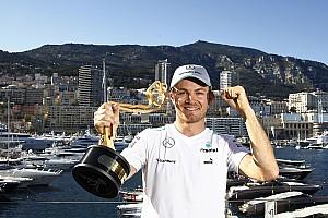 Forma-1 BRÉKING A Mercedes mindenképpen meg akarja tartani Rosberg-et