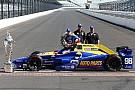 IndyCar Auto ganador de Alexander Rossi entrará al Museo de Indianápolis