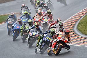 MotoGP Ultime notizie La MotoGP cambia la data della gara del Sachsenring