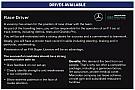 Formula 1 Mercedes geniale: pubblica un annuncio