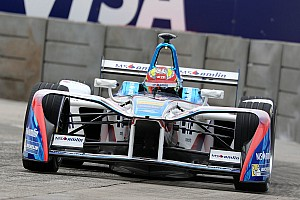 Formel E News BMW: Formel-E-Autos brauchen nicht schneller sein