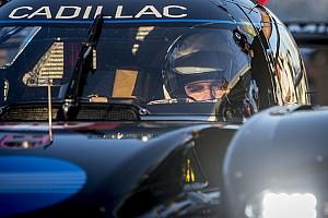 IMSA Важливі новини Джефф Гордон дебютує за кермом Cadillac Dpi на тестах в Дайтоні