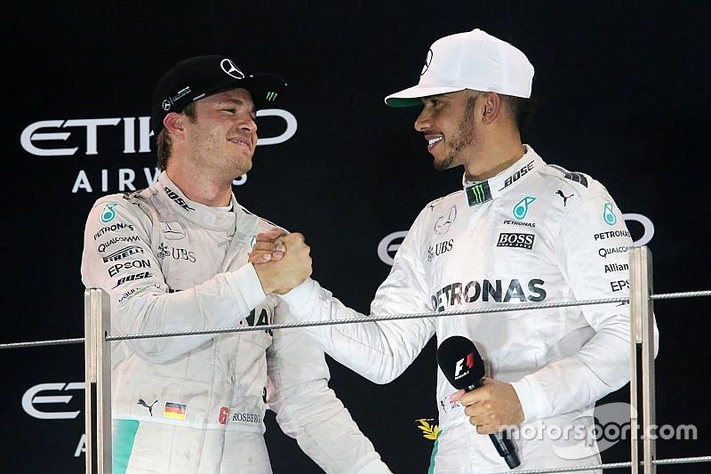 【F1】ハミルトン「相棒はロズベルグくらいのヤツじゃないと……」