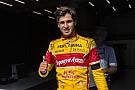 【GP2,F1】ジョビナッツィ、フェラーリのリザーブ起用が決定