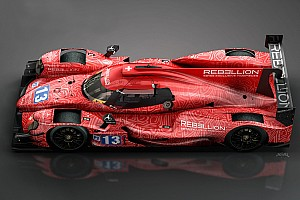 WEC Новость Rebellion подтвердила участие двух машин в LMP2