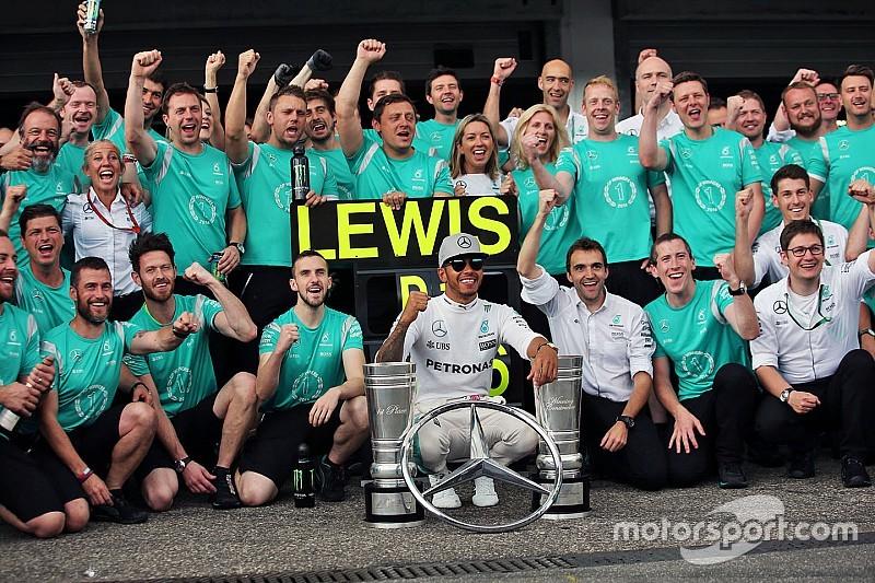 【F1】トト・ウルフ「4連覇を目指すために妥協はない」