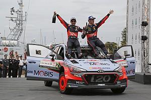WRC Nieuws Neuville verkozen tot