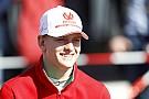 EK Formule 3 Schumacher promoveert naar F3 met Prema