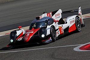 WEC Entrevista Toyota listo para tomar riesgos para vencer a Porsche