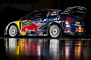 WRC Son dakika M-Sport 2017 araç görüntüsünü tanıttı