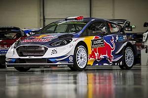 WRC Спеціальна можливість Новий виклик Ож'є