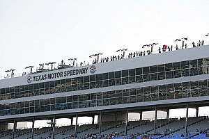 IndyCar Actualités Le Texas Motor Speedway en travaux