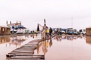 رالي داكار أخبار عاجلة تقليص مسافة مرحلة داكار الماراثونيّة يوم الإثنين بسبب سوء الأحوال الجويّة