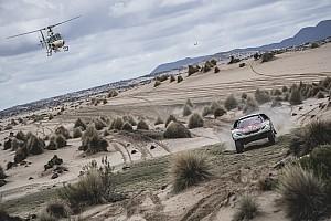 Dakar Relato de estágio Loeb vence estágio e assume liderança do Dakar