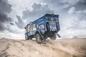 Dakar Etap raporu Dakar 2017, 8. Etap: Van den Brink kazandı, Sotnikov liderliği geri aldı