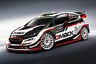 WRC Galería: la decoración del Ford Fiesta del equipo DMACK en 2017