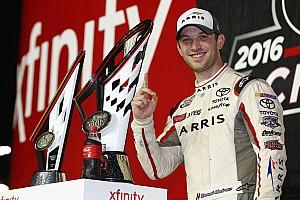Monster Energy NASCAR Cup Noticias de última hora Daniel Suárez, el mexicano que rompe las barreras