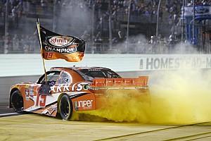 Monster Energy NASCAR Cup News Nachwuchspilot wird NASCAR-Nachfolger von Carl Edwards