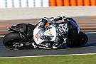MotoGP KTM aterriza en MotoGP nadando contra corriente