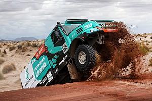 Dakar Nieuws Gerard de Rooy berust in derde plaats: