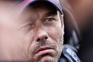 Dakar Son dakika Loeb mağlubiyeti kabullendi: Bu saatten sonra zorlamak çılgınlık olur