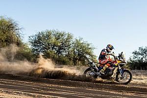 Dakar Relato de estágio Sunderland leva título inédito do Dakar para Grã-Bretanha
